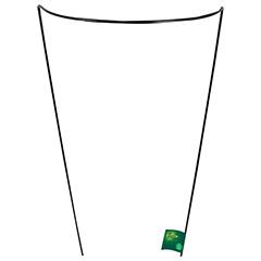 Chelsea félkör alakú növénykaró (40x80 cm)