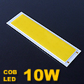 LED COB alumínium panel (12-14V/900mA) 10 Watt - 3200K