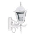 Damas-L oldalfali lámpa IP44 (E27) - fehér