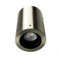 Deep - Alu spot falon kívüli lámpatest (kör), billenthető, ezüst