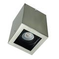 Deep - Alu spot falon kívüli lámpatest (négyzet), bill., mattkróm