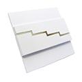 Oldalfali dekor LED Secreto, fehér (12V/1.2W) meleg fehér