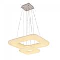 Designer ledes csillár (68W) - dimmelhető - változtatható színhőm.