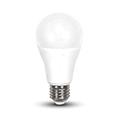 E27 LED lámpa (9W/200°) Körte A60 - hideg fehér
