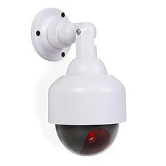 Elemes álkamera (villogó LED jelzéssel) dome design