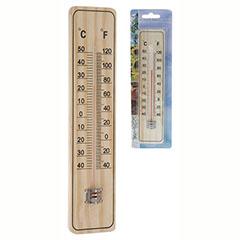 Hőmérő Fa (225x50x8mm)