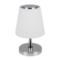 Ernyős asztali LED lámpa (5 Watt) fehér - természetes fényű