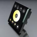 Fali színhőmérséklet LED vezérlő (CCTZJ) - 96 Watt - fekete