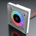 Fali RGB LED vezérlő (RGB03) - 144 Watt - fehér, LED világítás!