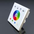 Fali RGBW LED vezérlő (RGBWZJ) - 192 Watt - fehér
