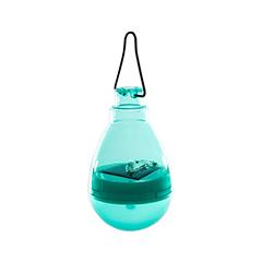 Firefly szolár függő LED lámpa - zöld