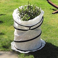 Kertészeti áttelelőzsák, FREEZE BAG, 60 g/m2 (60x90 cm)