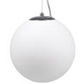 Full Moon függeszték (E27) - fehér színű, gömb alakú bura