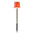 Gomba, kerti szolár LED lámpa