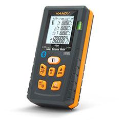 Lézeres, smart távolságmérő - Bluetooth kapcsolattal - Okos készülékhez