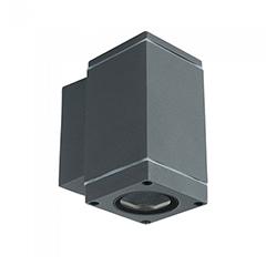 Greylight Simple-1 kültéri oldalfali lámpa IP44 (GU10)