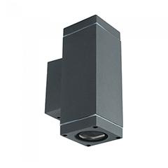 Greylight Double-1 kültéri oldalfali lámpa IP44 (2xGU10)
