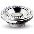 AR111 LED lámpa (15W/20°) hideg fehér (12V)