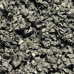 Önthető gumi granulátum (1,5 m2/szett) rekortán burkolat, fekete