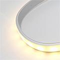 APB-1806 Hajlítható alu U profil ezüst, LED szalaghoz, opál burával