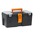 Szerszámtartó doboz, 8 tároló rekesszel (40x23x20 cm)
