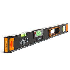 Digitális vízmérték LCD kijelzővel (60 cm) hangjelzéssel