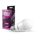 INESA 7.5 Watt / E27 LED lámpák