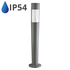 Invo 107 kerti állólámpa, 107 cm magas (3xGU10) - grafit