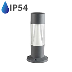 Invo 47 kerti állólámpa, 47 cm magas (3xGU10) - grafit