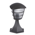 Kanlux Rila kerti lámpa - oszlopos, 30 cm (E27) grafit