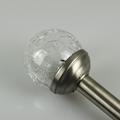 Kerti szolár lámpa, földbe szúrható (üveggömb)