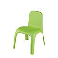 Kids chair műanyag gyerek szék - világos zöld