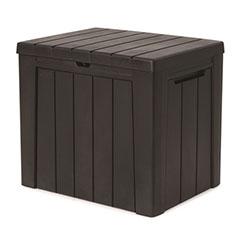 Urban Storage Box műanyag kerti tároló 113L - barna