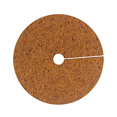 Kókusz mulcs kör alakú (37 cm) barna