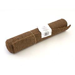 Kókusz mulcs talajtakaró lap (0,5x1,5 m) barna