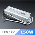 Tápegység 12 Voltos LED-hez IP67 Kültéri (12VDC/12.5A/150W)