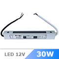 Vízálló LED tápegység 12 Volt (30W/2.5A) IP65