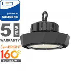 Samsung PRO LED csarnokvilágító (100W/120°) hideg fehér 160lm/Watt