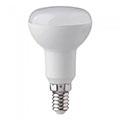 E14 LED lámpa (3W/120°) Reflektor R39 - hideg fehér