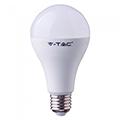 E27 LED lámpa (20W/200°) Körte A80 - hideg fehér (122lm/W)