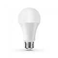 LED lámpa E27 (9W/200°) Körte - RGB+hideg fehér (Smart Light mobilos)