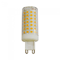 LED lámpa G9 (7W/300°) meleg fehér