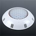 LED medence lámpa (IP68,12V,18W) oldalfali, meleg fehér