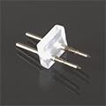 LED Neon csík csatlakozó tüske (24 Voltos típushoz)