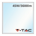 LED panel (600 x 600mm) 45W - hideg fehér