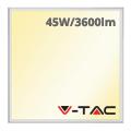 LED panel (600 x 600mm) 45W - meleg fehér