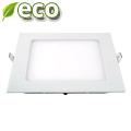 ECO LED panel (négyzet alakú) 12W - hideg fehér