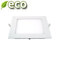 ECO LED panel (négyzet alakú) 3W - hideg fehér