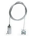 Image of Aigostar - LED panel függesztő drót-sodrony: rugós állítás, sodrony elvezető