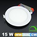 Dimmelhető, állítható színhőmérsékletű LED panel (15 Watt)